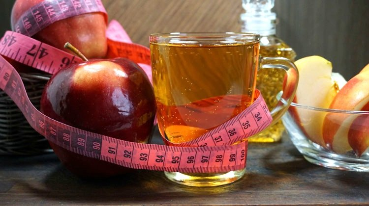 Promoting Weight Loss With Apple Cider Vinegar