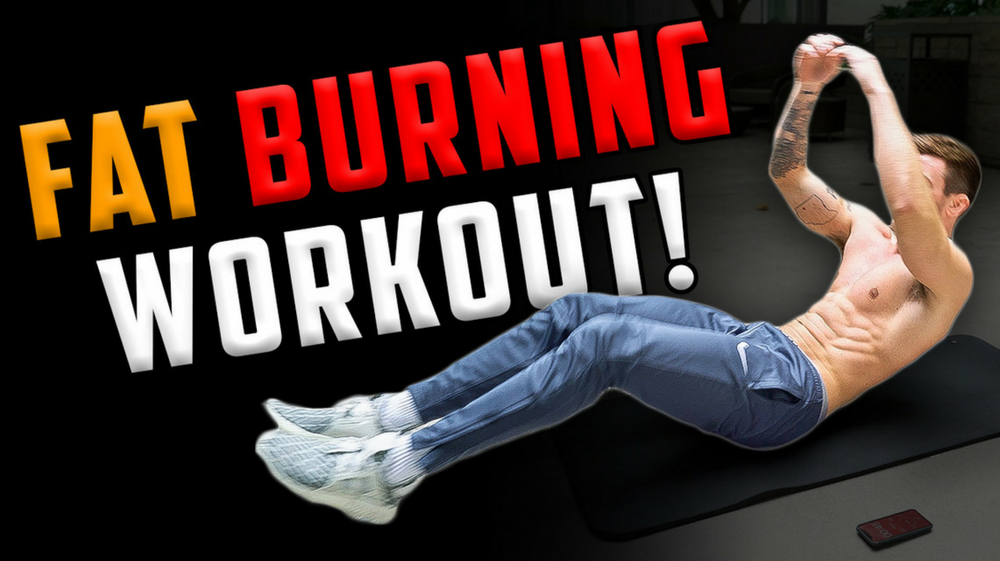 HIIT Workout Plan That Only Takes 4 Minutes!