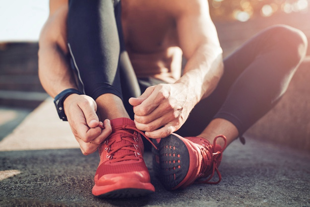 Invest in a Good Pair of Running Shoes   Running for Weight Loss   Cardio Workouts