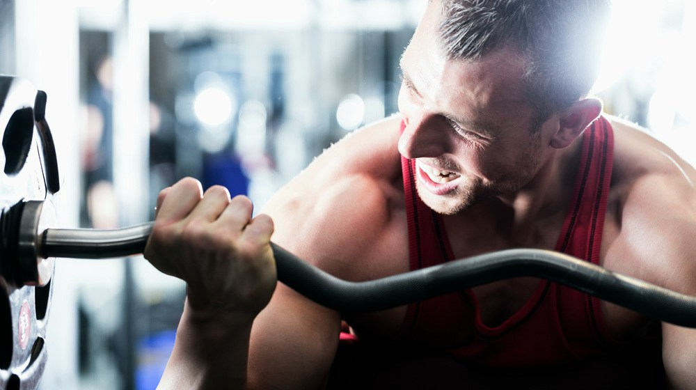 Feature | The Most Forgotten Rule for Bigger Biceps | bicep flex