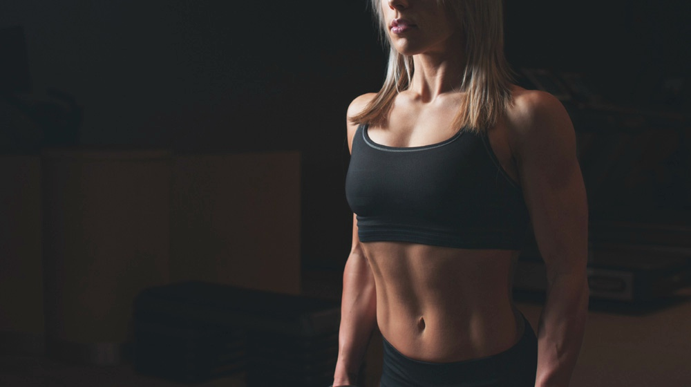 Feature | Beginner Ab Workouts for Men and Women | contraction with your abs