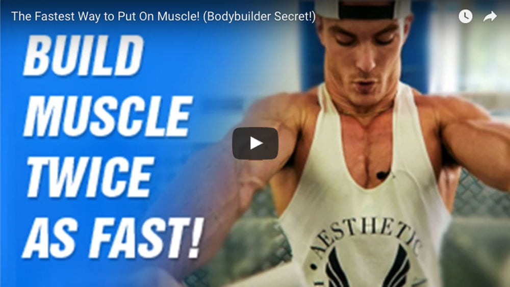 5 Rules to Build Muscle & Mass | Muscle & Fitness