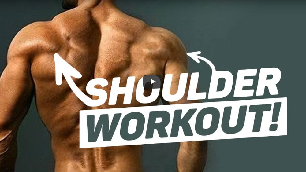 Full Shoulder Workout Video