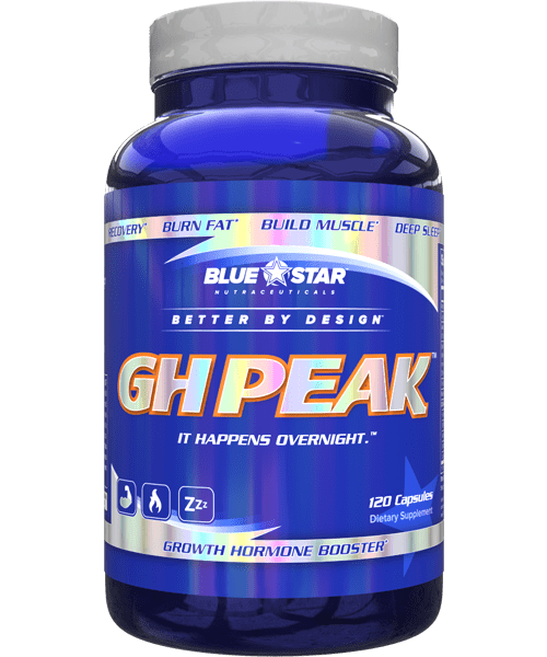 GH PEAK Growth Hormone Booster