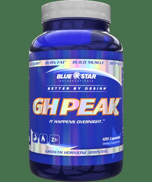 GH PEAK Growth Hormone Booster