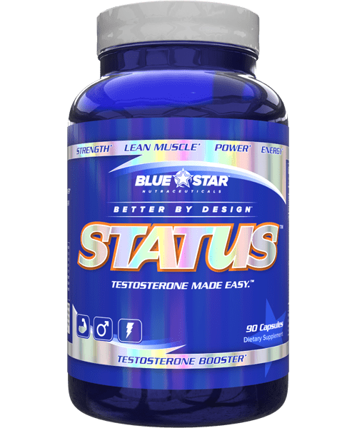 STATUS Testosterone Booster