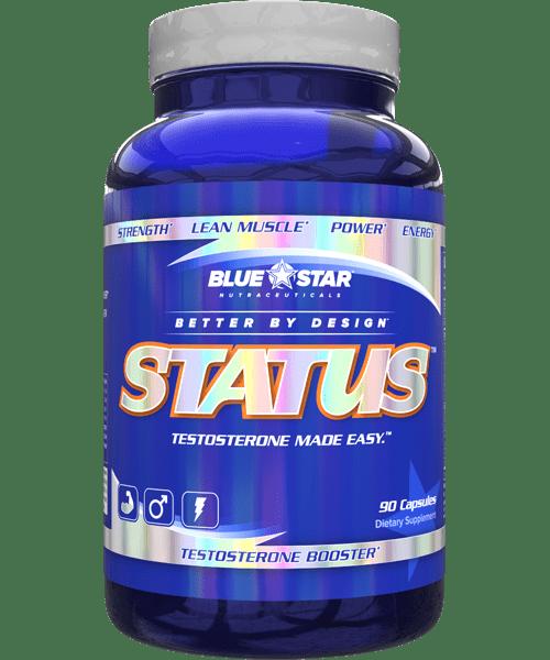 STATUS Testosterone Booster